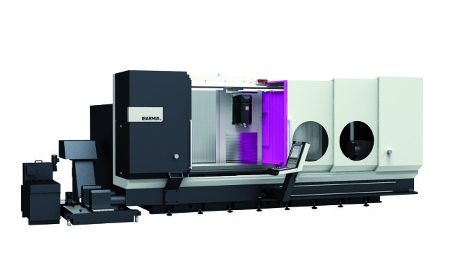 dynamic machine tool